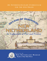 The cover of New Netherland: An Exploration of Past and Present