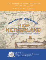 The cover of New Netherland: An Exploration of a Dutch Colonial Settlement